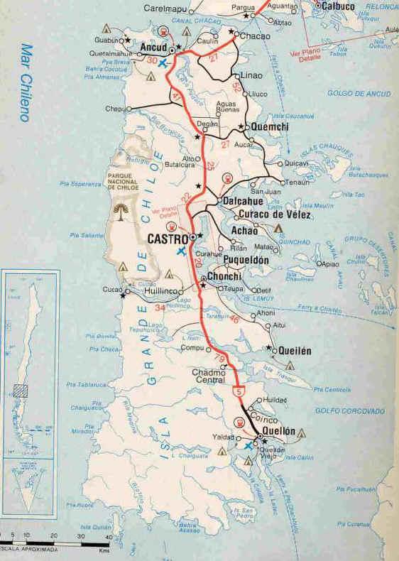 Chile: Chiloe Island