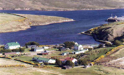 Falkland Islands - Port Howard