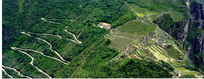 Destinations >> Machu Picchu : Machu Picchu Sanctuary Lodge - Gateway