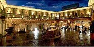 Peru cuzco aranwa boutique hotel for Hotel luxury cusco