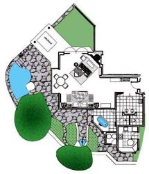 Pueblo House Plans and Pueblo Designs at BuilderHousePlans.com