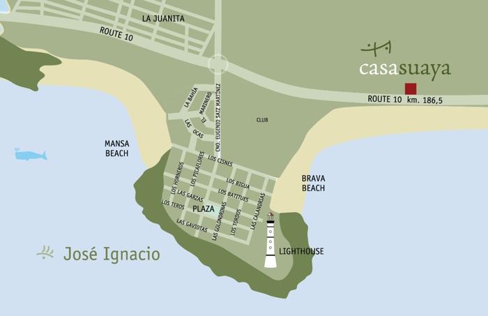 Uruguay Casa Suaya Jose Ignacio About